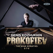 Denis Kozhukhin - The War Sonatas