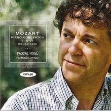 Pascal Roge - Mozart Concertos 9 & 25 - CD & Download
