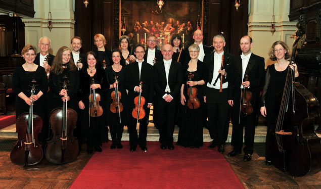 London Handel Orchestra & Soloists