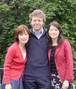 Roge, Kobayashi, Hasegawa Trio