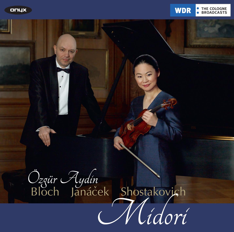Bloch / Janáček / Shostakovich: Violin Sonatas