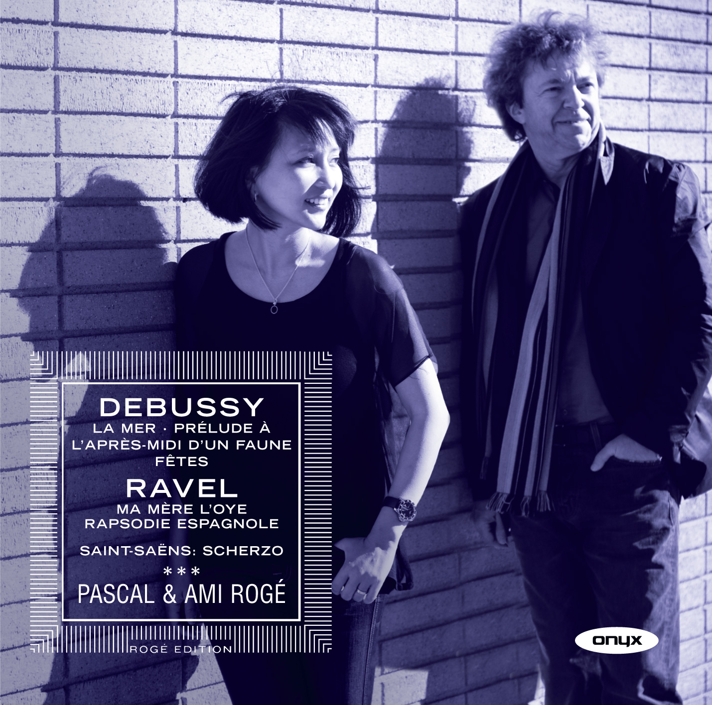 Debussy, Ravel, Saint-Saëns: Music for Piano Duet