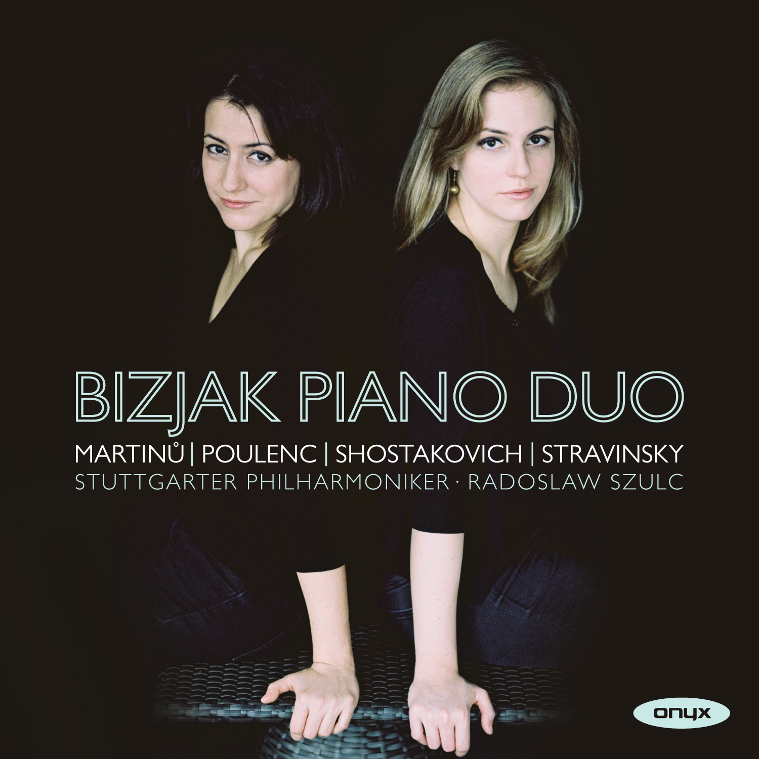 Martinu & Poulenc: Concertos for Two Pianos / Shostakovich / Stravinsky