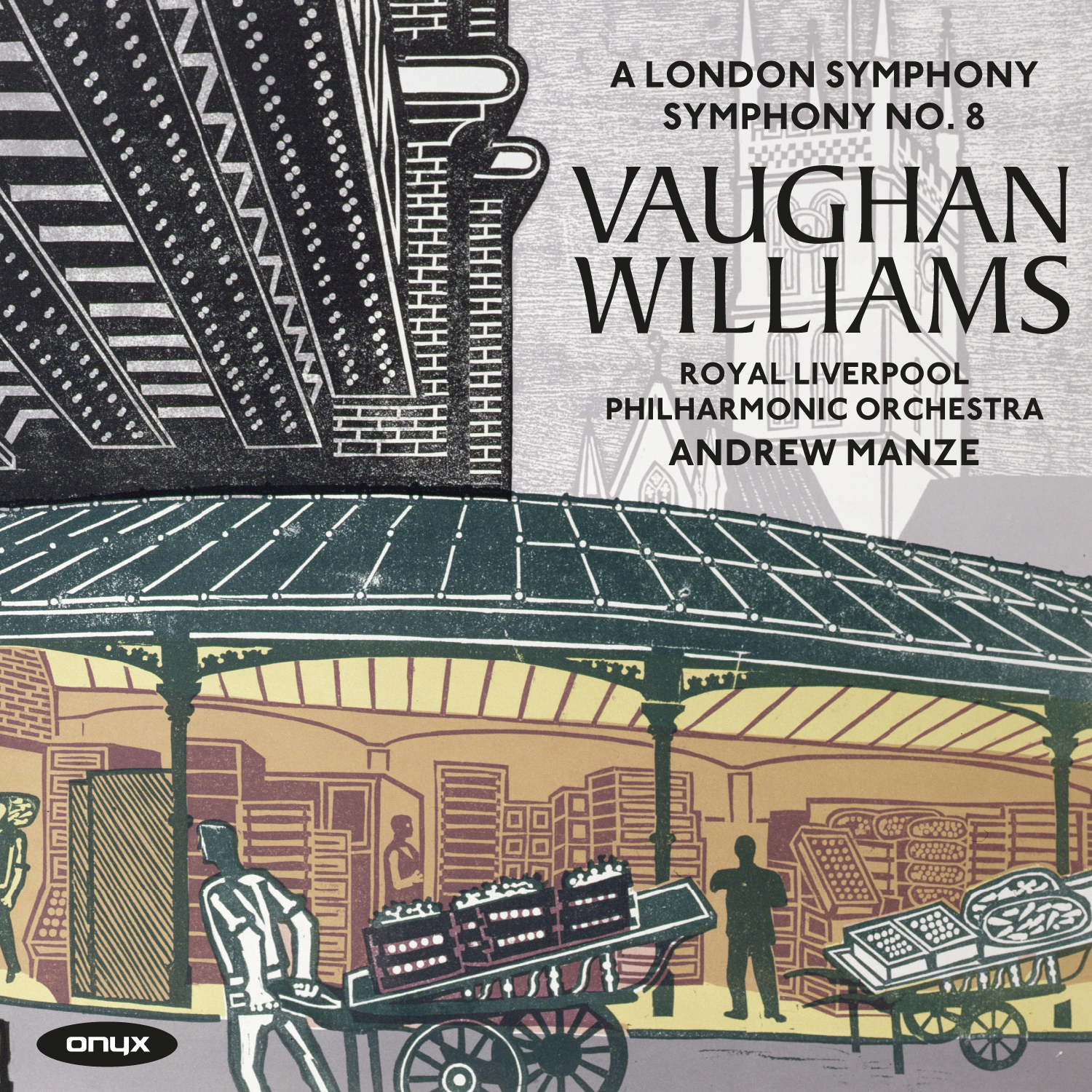 "Vaughan Williams: Symphony No. 2 ""A London Symphony""; Symphony No. 8 in D Minor"