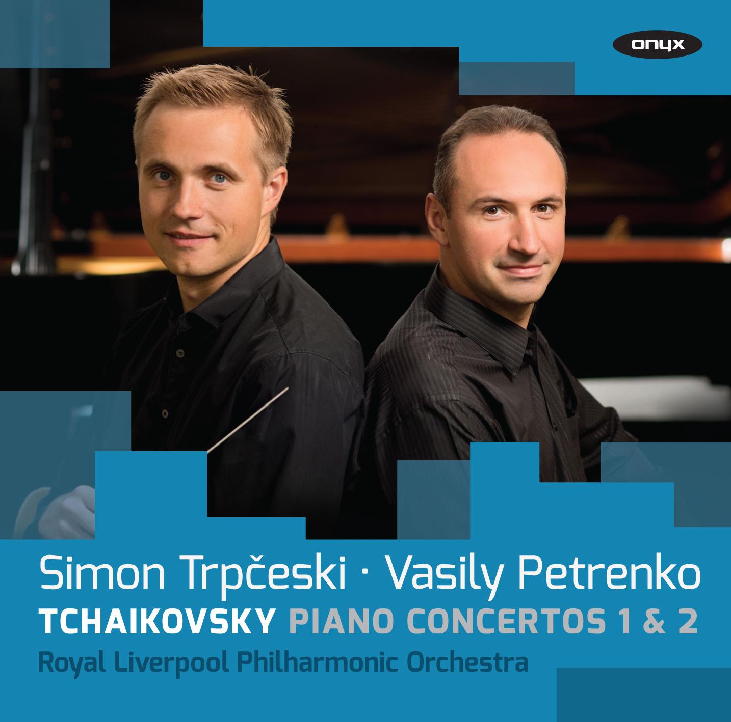 Tchaikovsky: Piano Concertos Nos. 1 & 2