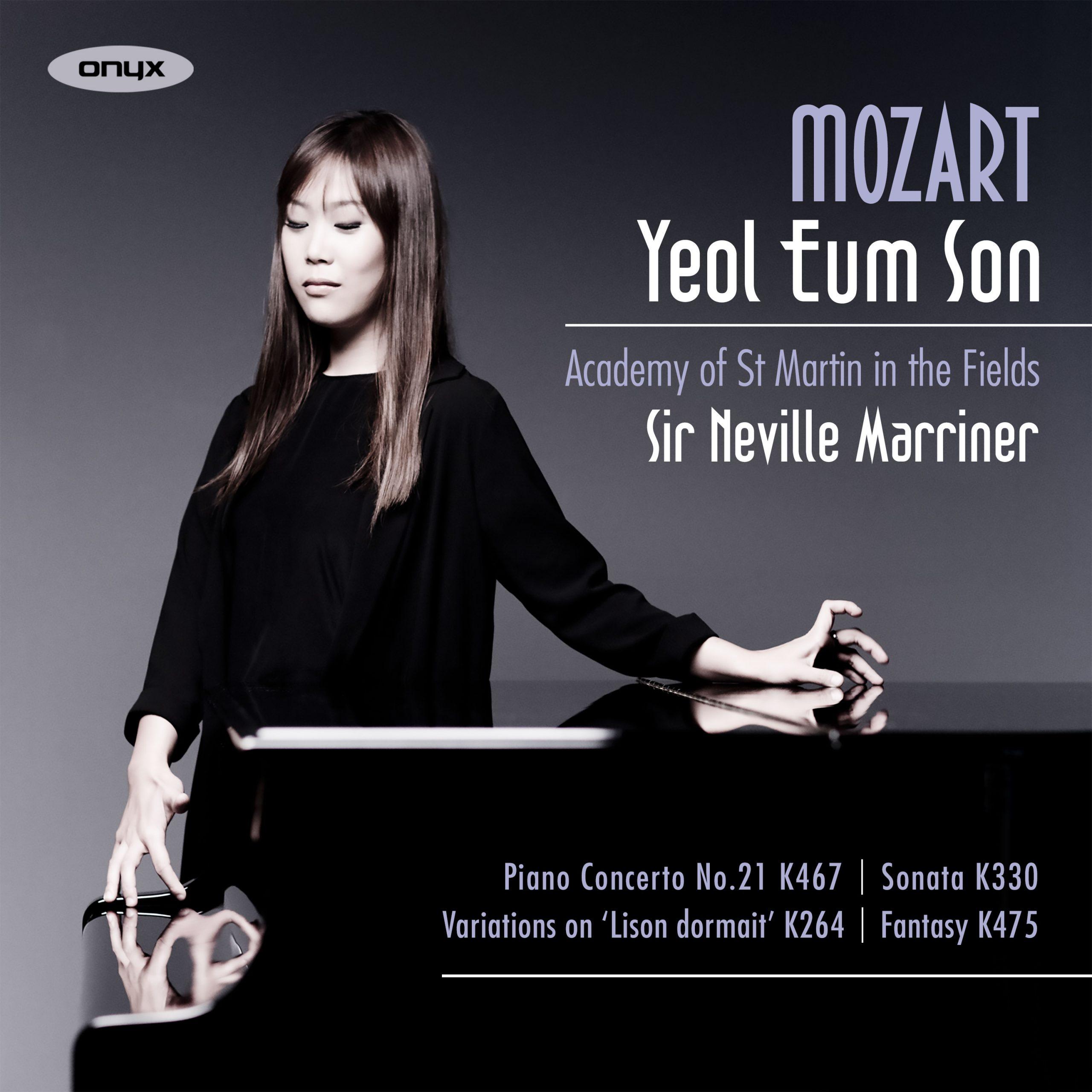 Mozart: Piano Concerto No. 21, K. 467; Sonata, K. 330; Variations, K. 264; Fantasy, K. 475