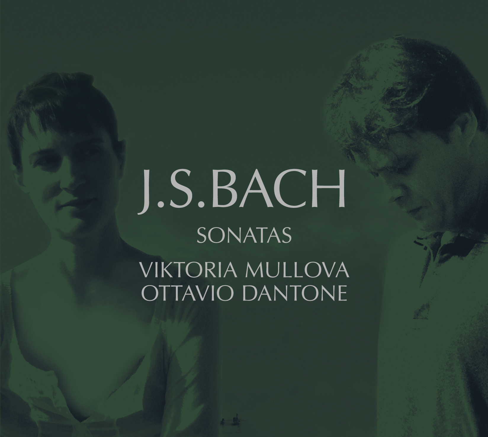 J.S. Bach: Sonatas for Violin and Harpsichord, BWV 1014-19