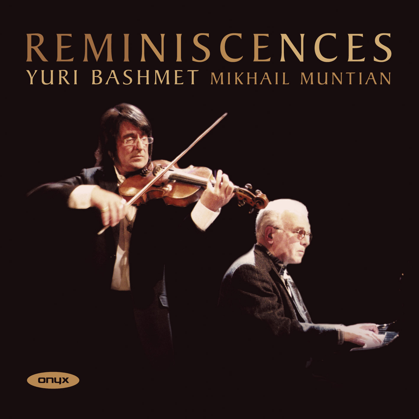 Reminiscences: Benda, Marais, Rameau, Brahms etc.