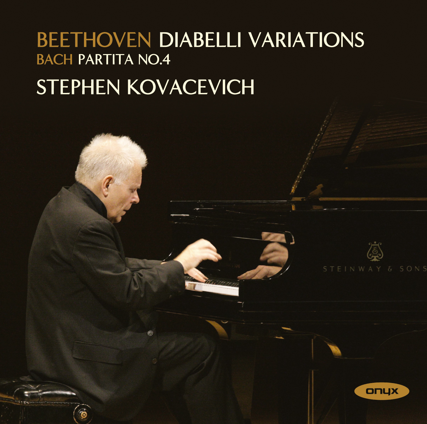 Beethoven: Diabelli Variations / Bach: Partita No. 4
