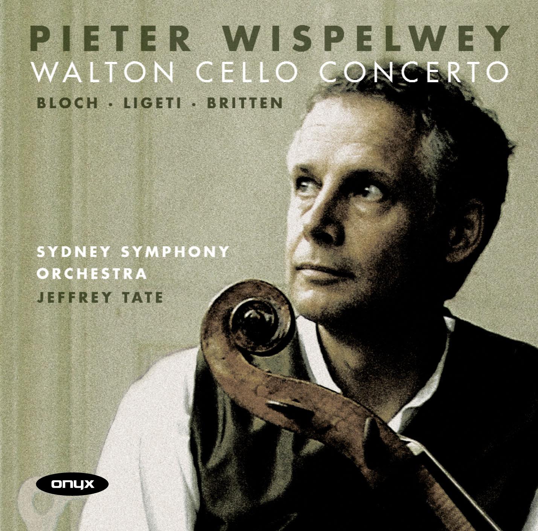 Walton: Cello Concerto / Bloch / Ligeti / Britten