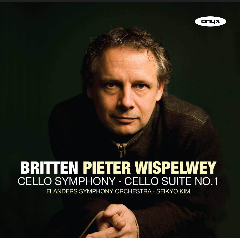Britten: Cello Symphony / Cello Suite No. 1