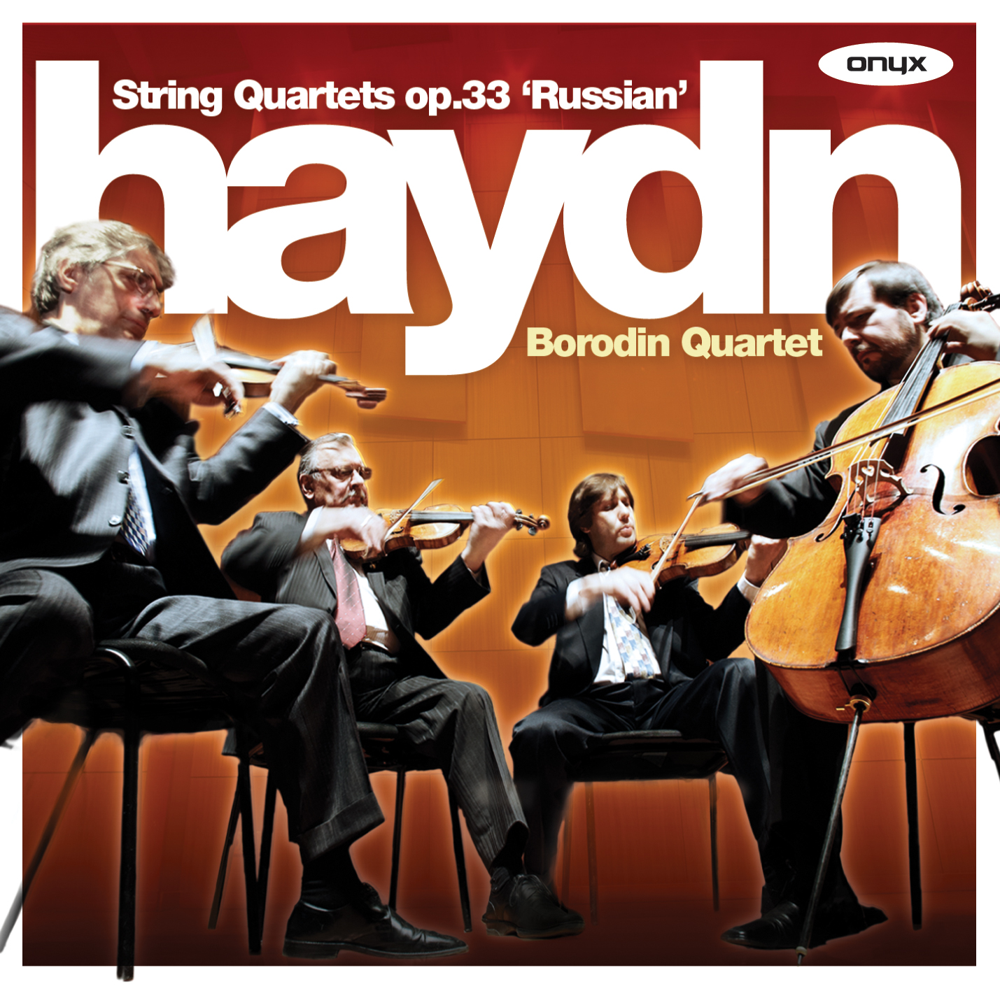 "Haydn: 6 String Quartets, Op. 33 ""Russian Quartets"""