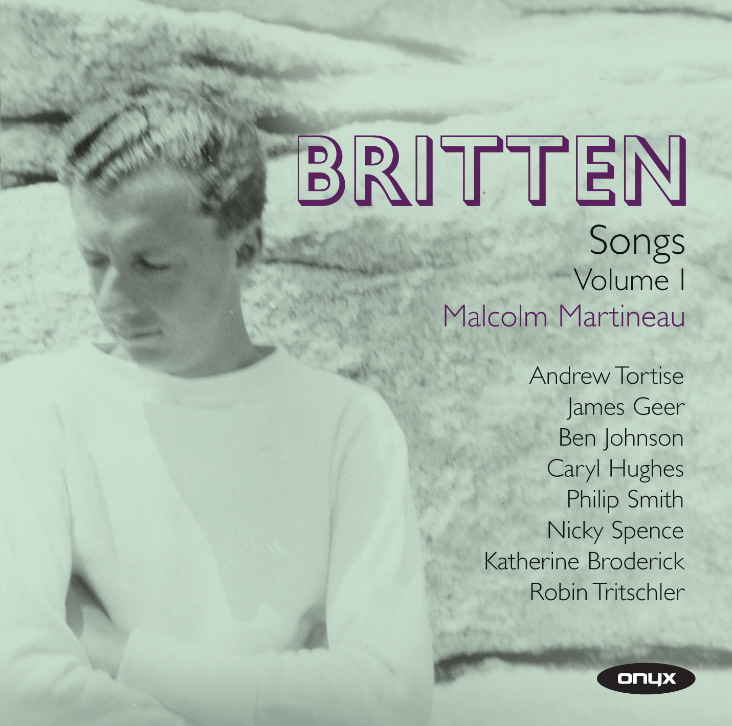 Britten: Songs Vol. 1