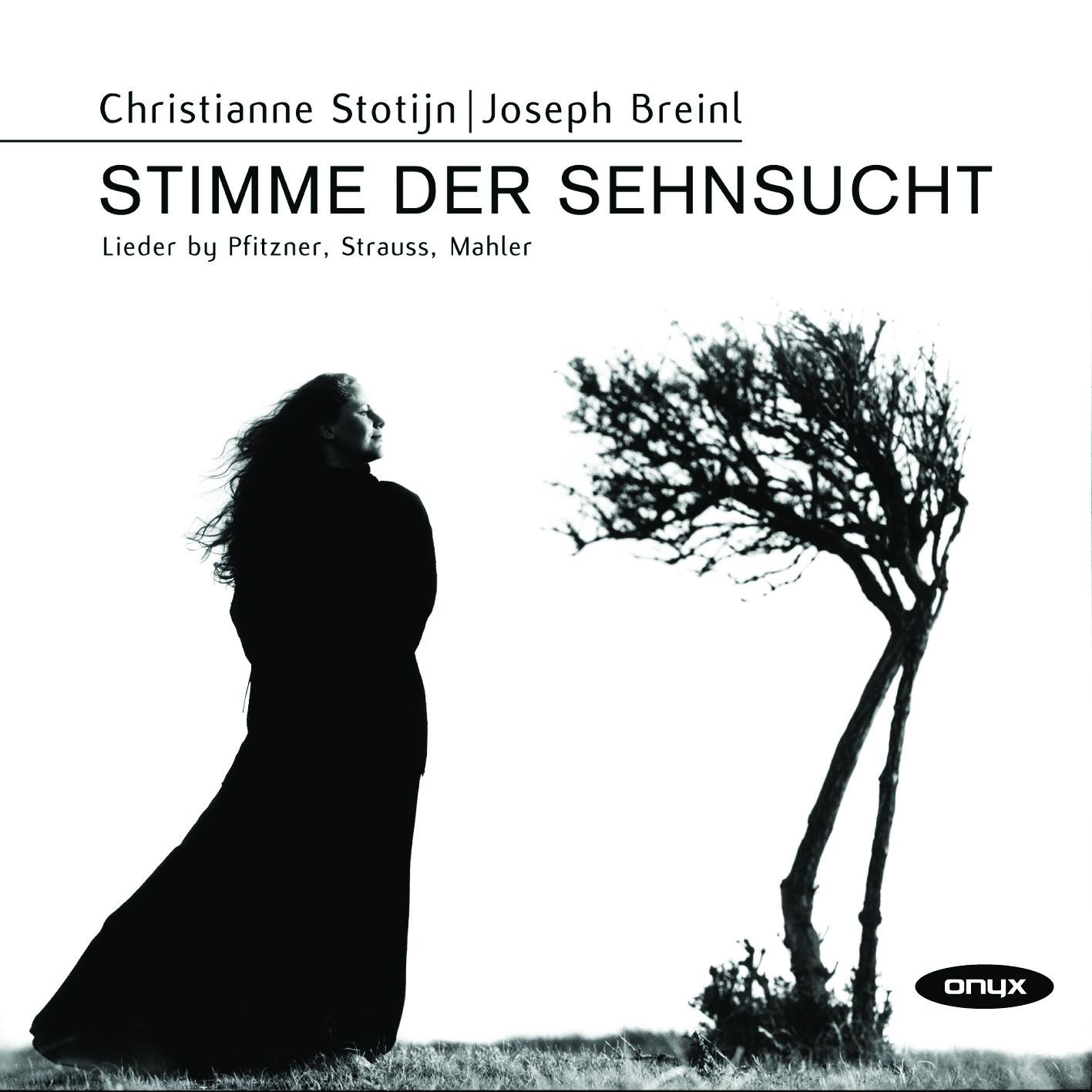 Stimme der Sehnsucht: Lieder by Pfitzner, Strauss and Mahler