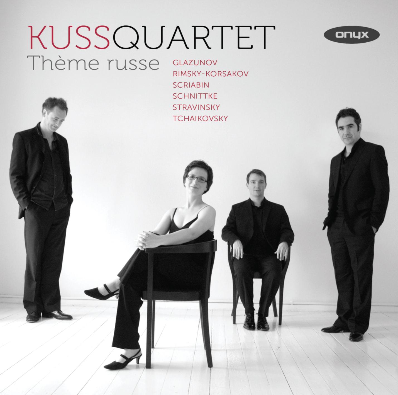 544Kuss Quartet