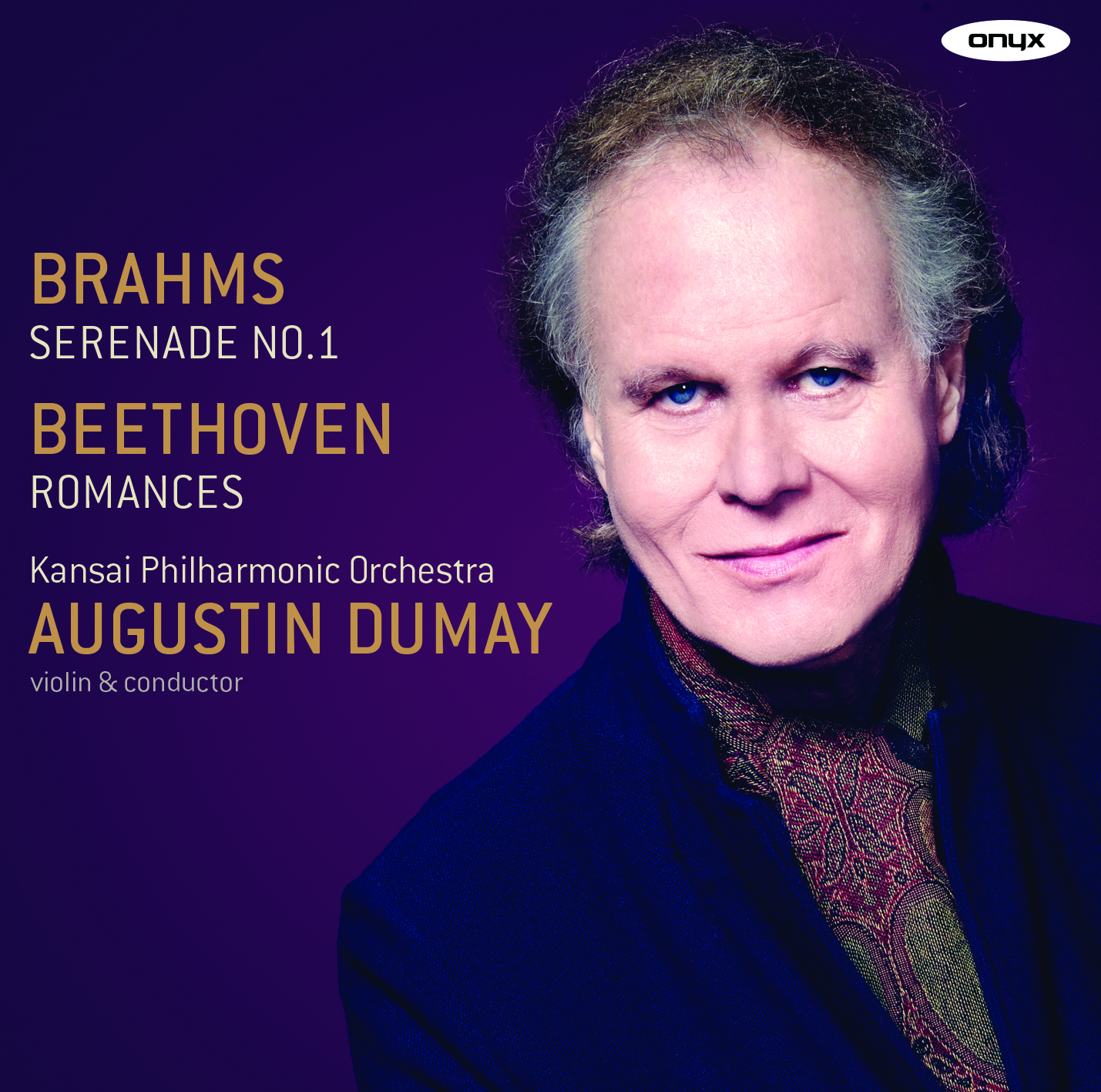 Brahms: Serenade No. 1 / Beethoven: Romances