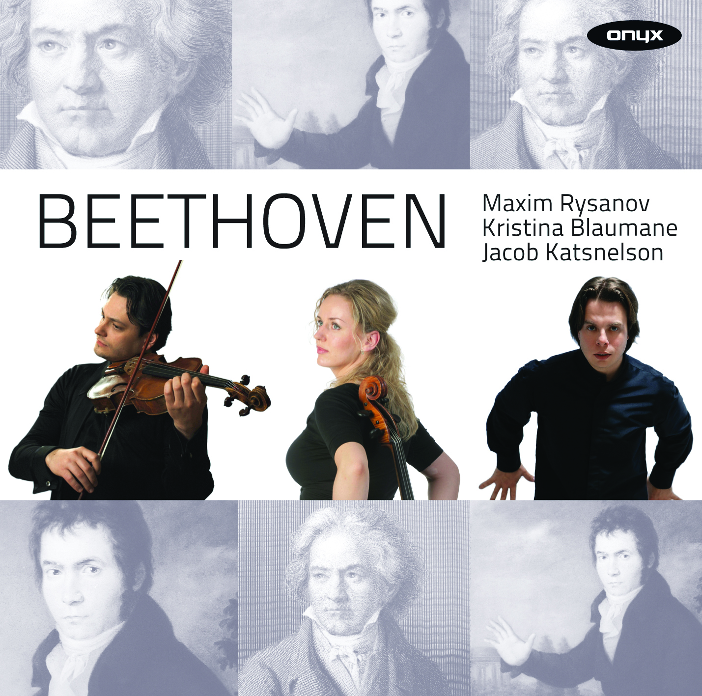 Beethoven: Sonatina for Viola and Cello, Duo for Viola and Cello, et. al