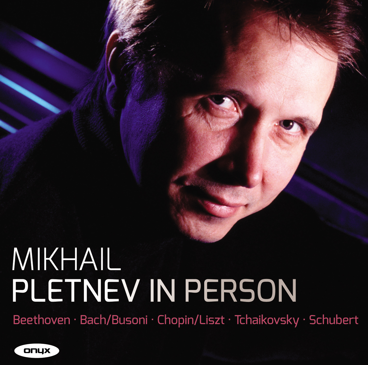 Mikhail Pletnev in Person