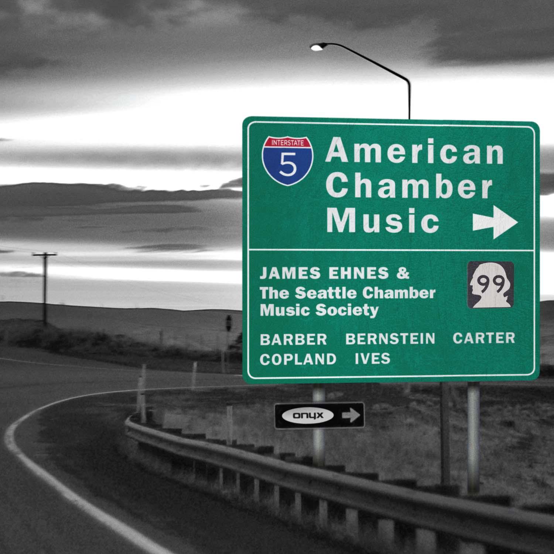 American Chamber Music: Barber, Bernstein, Copland, Ives