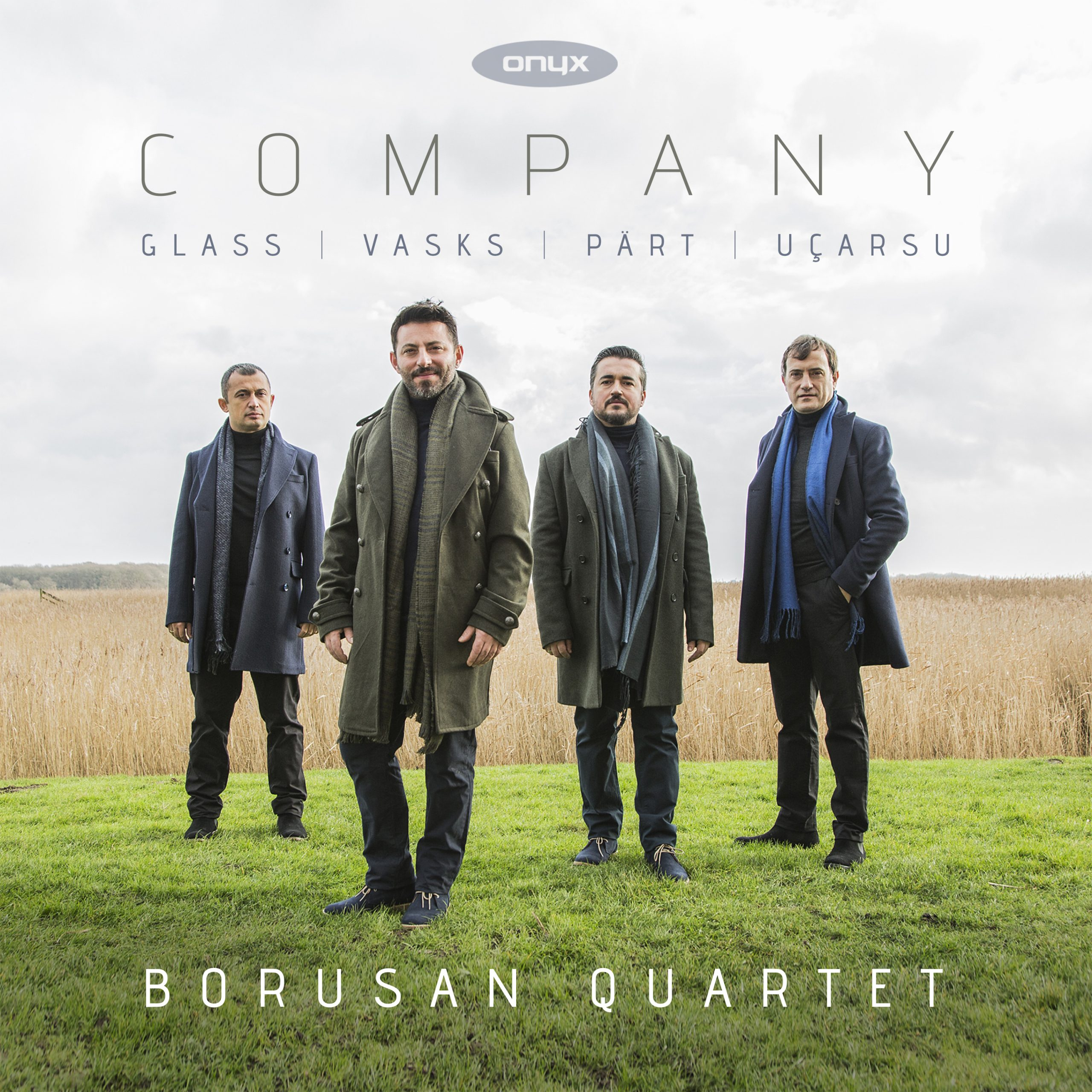 608Borusan Quartet