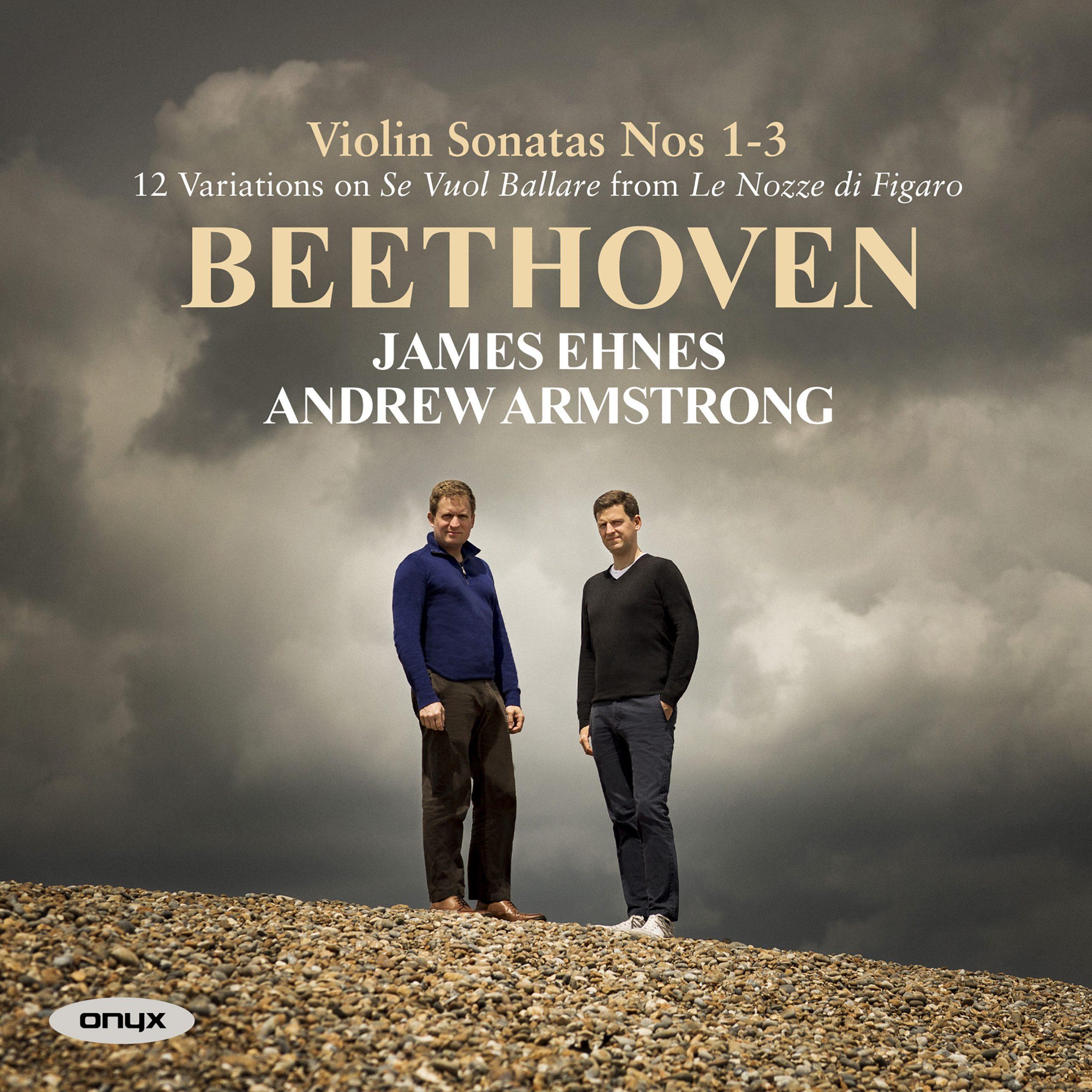 Beethoven: Violin Sonatas Nos. 1-3, Op. 12