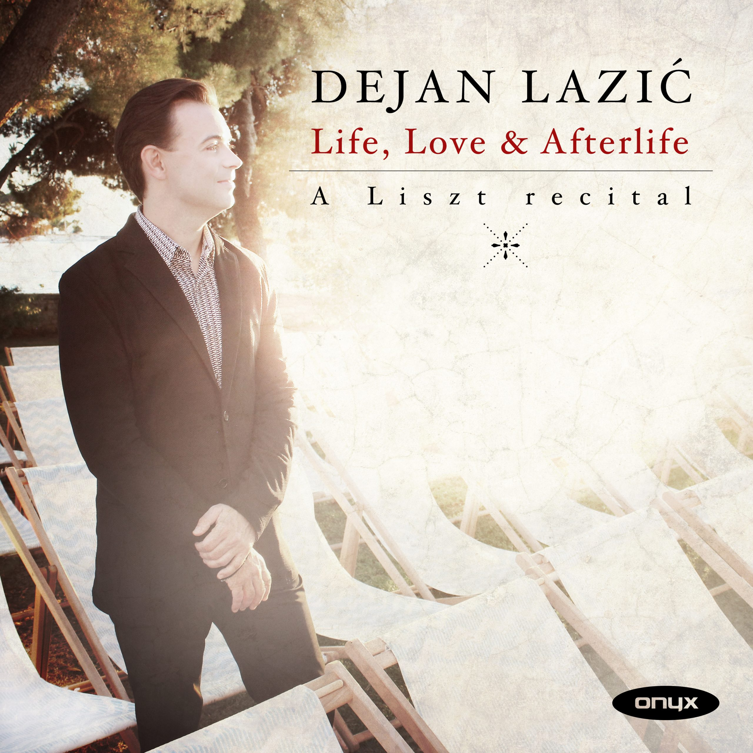 Life, Love & Afterlife: A Liszt Recital