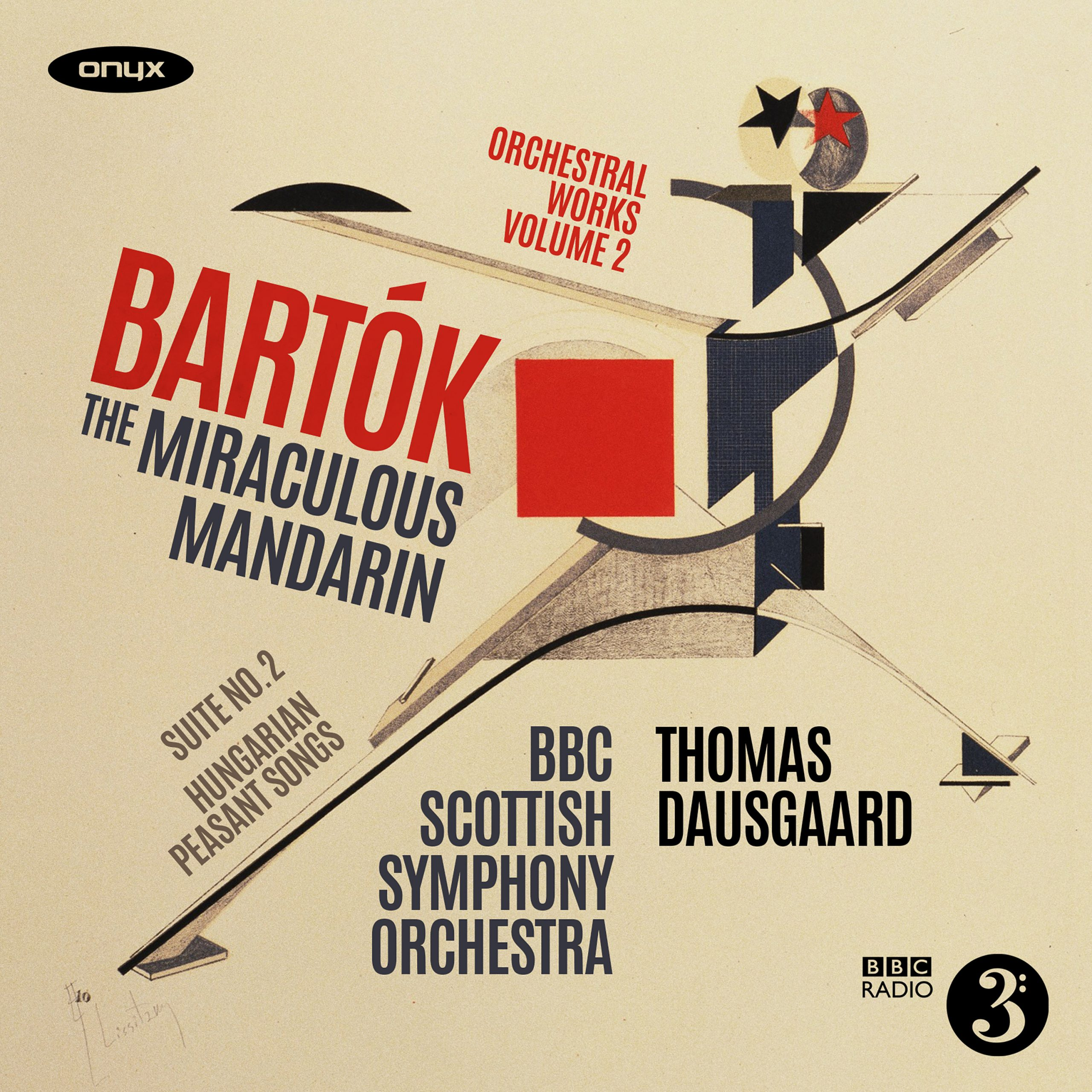 Bartók – The Miraculous Mandarin