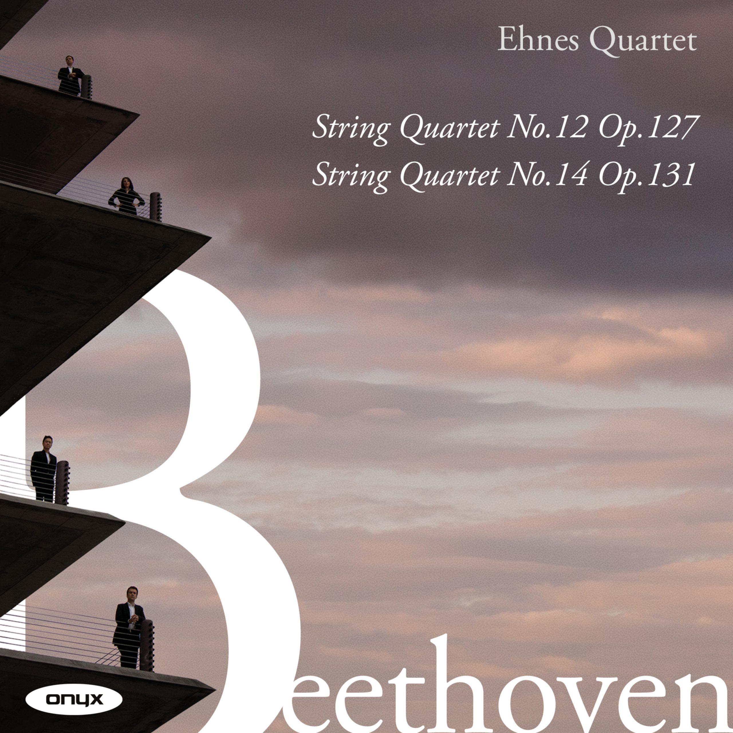 Beethoven: String Quartet No.12 Op.127, String Quartet No.14 Op.131